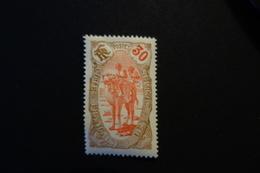 COTE DES SOMALIS N°74* Mh C.11e - French Somali Coast (1894-1967)
