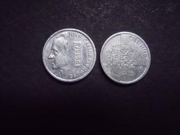 ESPAGNE  = 3 PIECES  De MONNAIE - [ 5] 1949-… : Royaume