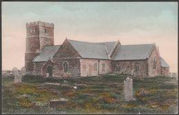 Tintagel Church, Cornwall, C.1905-10 - Frith's Postcard - England