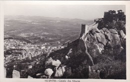 PORTUGAL. 143. SINTRA. CASTELO DOS MOUROS. DULIA.-TBE-BLEUP - Portugal