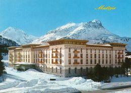 Hotel Maloja Palace - Hotels & Restaurants