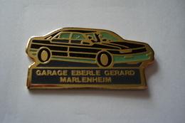 20180328-1549 ALSACE BAS RHIN MARLENHEIM « GARAGE EBERLE GERARD » AUTOMOBILE - Badges