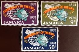 Jamaica 1974 UPU MNH - Jamaica (1962-...)