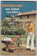 MOTOSTANDARD - LIVRET - ENTRETIEN -  1969 - 93 Pages. - Garden