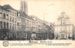 Malines  Mechelen    Bailles De Fer             I 3135 - Malines