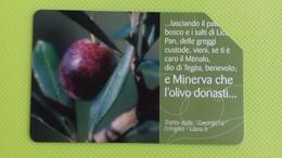 Scheda Telefonica 15° MANIFESTAZIONE DI PIACENZA - 2002 - Usata - Italie