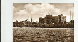 P 01) LIBIA- TRIPOLI GRAND HOTEL VG 1952 - Libia