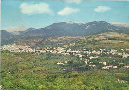 X1304 Fiuggi (Frosinone) - Panorama E Zona Alberghi / Viaggiata 1972 - Italia