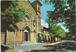 X1305 Castel Sant'Elia (Viterbo) - Santuario Di Maria Santissima Ad Rupes - Basilica Di San Giuseppe / Viaggiata 1968 - Italia