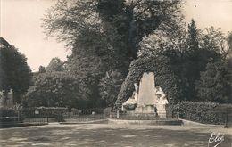 Cpsm 47 Tonneins Monument Aux Morts - Tonneins
