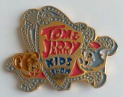 Pin's - Cinéma - Tom Et Jerry - Kids Show - - Cinéma