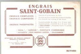 Buvard SAINT GOBAIN Engrais SAINT GOBAIN Engrais Complexes Engrais Composés - Farm