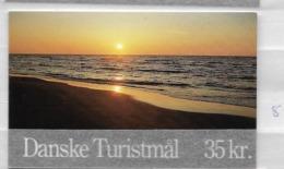 1991 MNH Danmark, Booklet S58  Postfris - Carnets