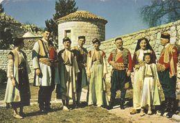 89/FG/18 - COSTUMI - Costumi Nazionali Del Montenegro - Montenegro