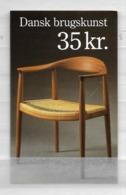 1991 MNH Danmark, Booklet S55  Postfris - Carnets