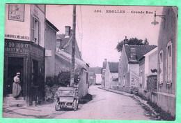 594 - BROLLES - GRANDE RUE - Autres Communes