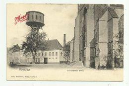 Vilvoorde - Vilvorde  *  Le Chateau D'eau  (Nels)  Maggi - Vilvoorde