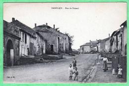 DAMBLAIN - RUE DE POISEUL - Frankrijk