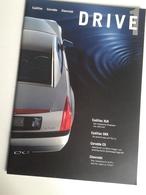 Dep040 Rivista Magazine Cadillac Corvette Chevrolet Auto Car Voiture Design Sport USA - Automobili