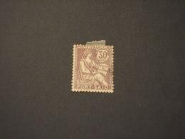 PORT SAID - 1902/20 ALLEGORIA 30 C. - TIMBRATO/USED - Port Said (1899-1931)