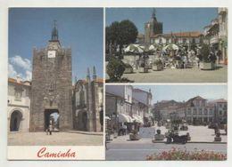 CAMINHA - Vários Aspetos Da Vila  (2 Scans) - Viana Do Castelo