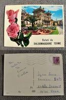 (FG.H56) Saluti Da SALSOMAGGIORE TERME (PARMA) - Parma