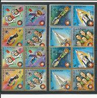 BURUNDI  Scott 477-478, C216-C217 Yvert 664-671, PA36o-PA367 (16)  O Cote 12,00 $ 1975 - 1970-79: Oblitérés
