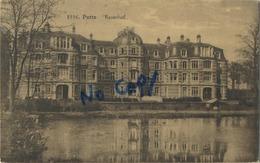 Putte - Kapellen :  Ravenhof  ( Kasteel )  8916 ( Geschreven Met Zegel ) - Putte