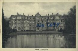 Putte - Kapellen :  Moretushof ( Kasteel )  Met Zegel ) - Putte