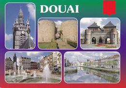 59 DOUAI / MULTIVUES / BLASON - Douai