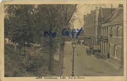 Lillo - Scheldestraat - Café - Hoelen 345  (  1940 ) - Belgique