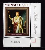 TIMBRE N°2442 NEUF**  NAPOLEON - Monaco