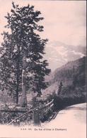 De Val D'Illiez à Champéry (1081) - VS Valais