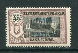 INDE- Y&T N°68- Neuf Avec Charnière * - Unused Stamps
