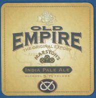 Russia - Bierdeckel - Old Empire - Sous-bocks