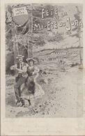 Fete De La Mi-été Du Jura 14 Aout 1904 - VD Vaud