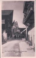 Champéry, Hôtel Suisse Et Grand Hôtel (4159) - VS Valais
