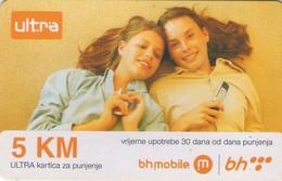 TARJETA TELEFONICA DE BOSNIA Y HERZEGOVINA (PREPAGO). (542) - Bosnia