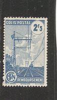 Colis Postaux  N°  :  218B   ( Cat. 3 - 13 )   28-03-18 - Paketmarken