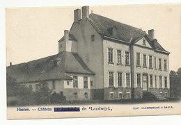 Haelen - Château De Landwijck - 1902 - Halen