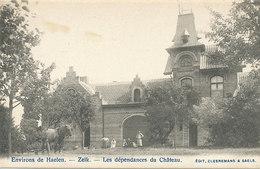 Environs De Haelen - Zelk - Les Dépendances Du Château - 1902 - Halen