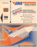 TARJETA TELEFONICA DE BOSNIA Y HERZEGOVINA. REGULAR (501) - Bosnia