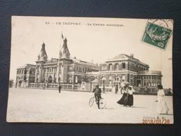 76 Le Tréport, Casino Municipal (A1p35) - Le Treport