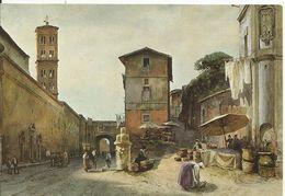 Roma. 1980. Via Dei Penitenzieri. Museo De Roma. - Museos