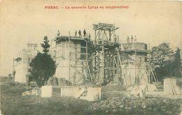 Pibrac -   La Nouvelle église En Construction       Z573 - Pibrac