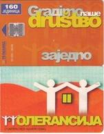 TARJETA TELEFONICA DE BOSNIA Y HERZEGOVINA. (503) - Bosnia