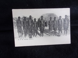 D . S .W ( Deutsch South West ) Afrika . Herreros . Namibie .Avant 1904. Voir 2 Scans . - Namibie