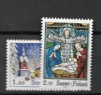 1992 MNH Finland, Postfris** - Finlandia