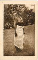 Femme Bariba - Seins Nus     (103830) - Guinée