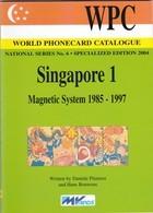 World Phonecard Catalogue, Singapore 1. - Phonecards